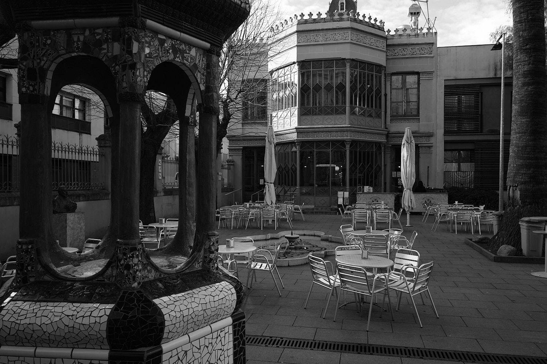 Barcelona, Les Corts, Casal de les Corts