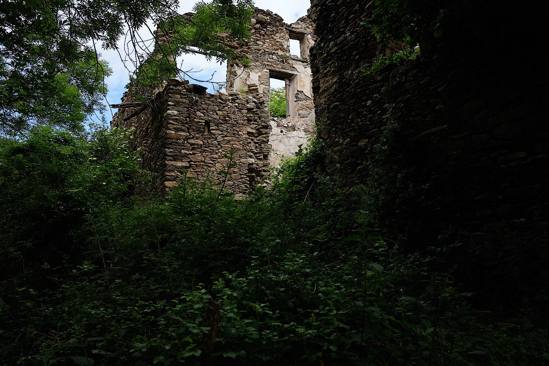 Saraís (ghost town), Vall de Boí, Pyrenees, Spain