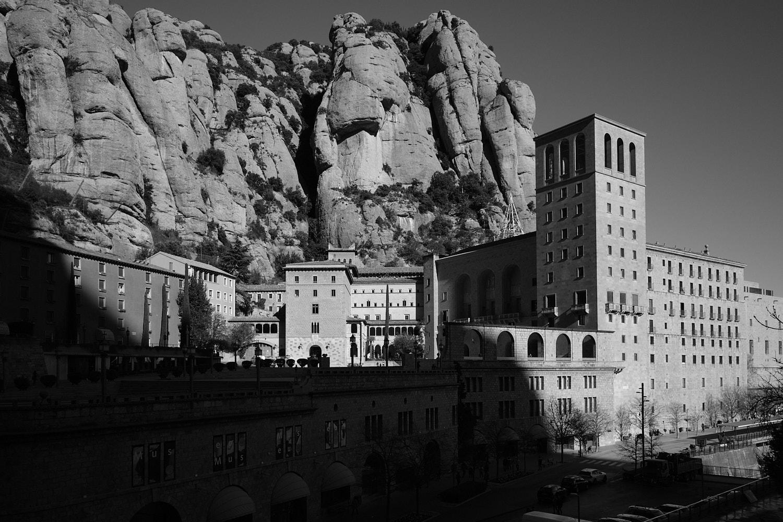 Barcelona, Montserrat, the basilica