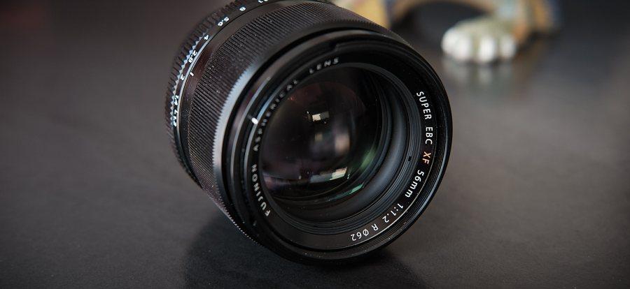 Fujinon XF56mm F1.2