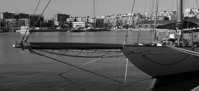 Tarragona, old harbour