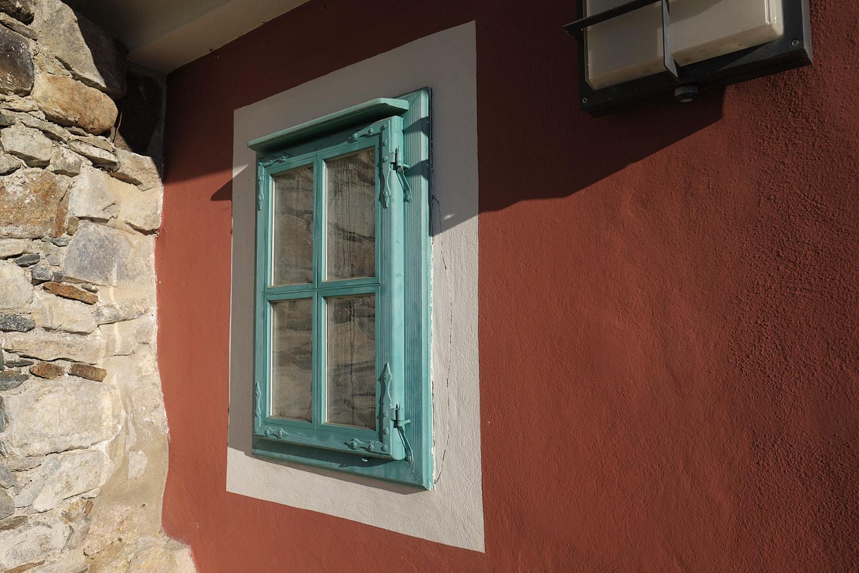 Cesky Krumlov, Czech Republic, Egon Schiele's house