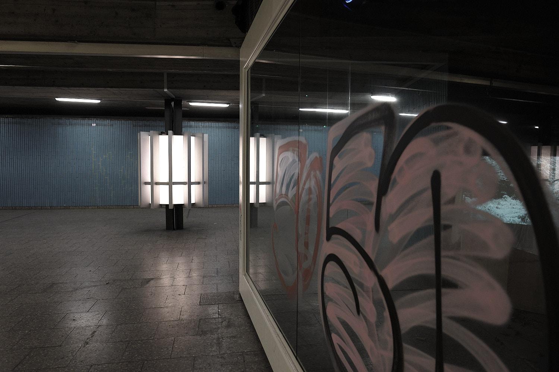 Maximiliansforum Munich, underground forum