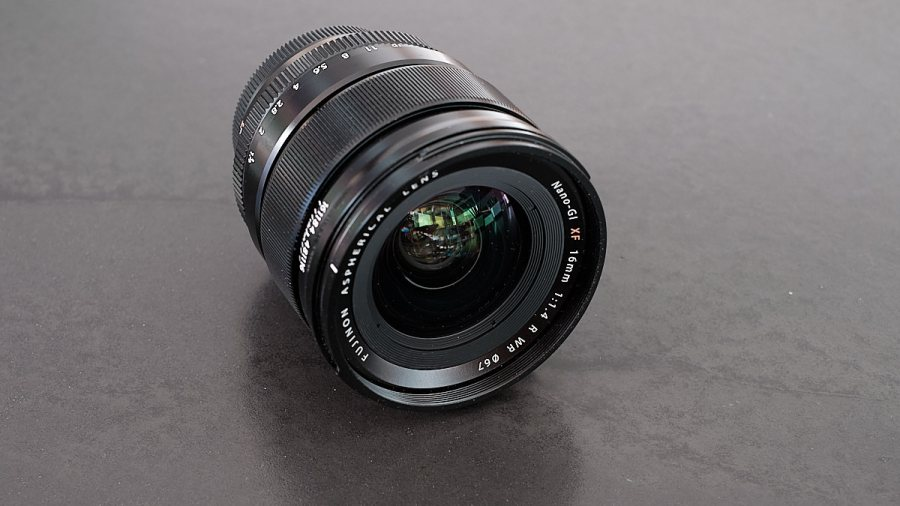 Fujinon XF16mm F1.4 Lens