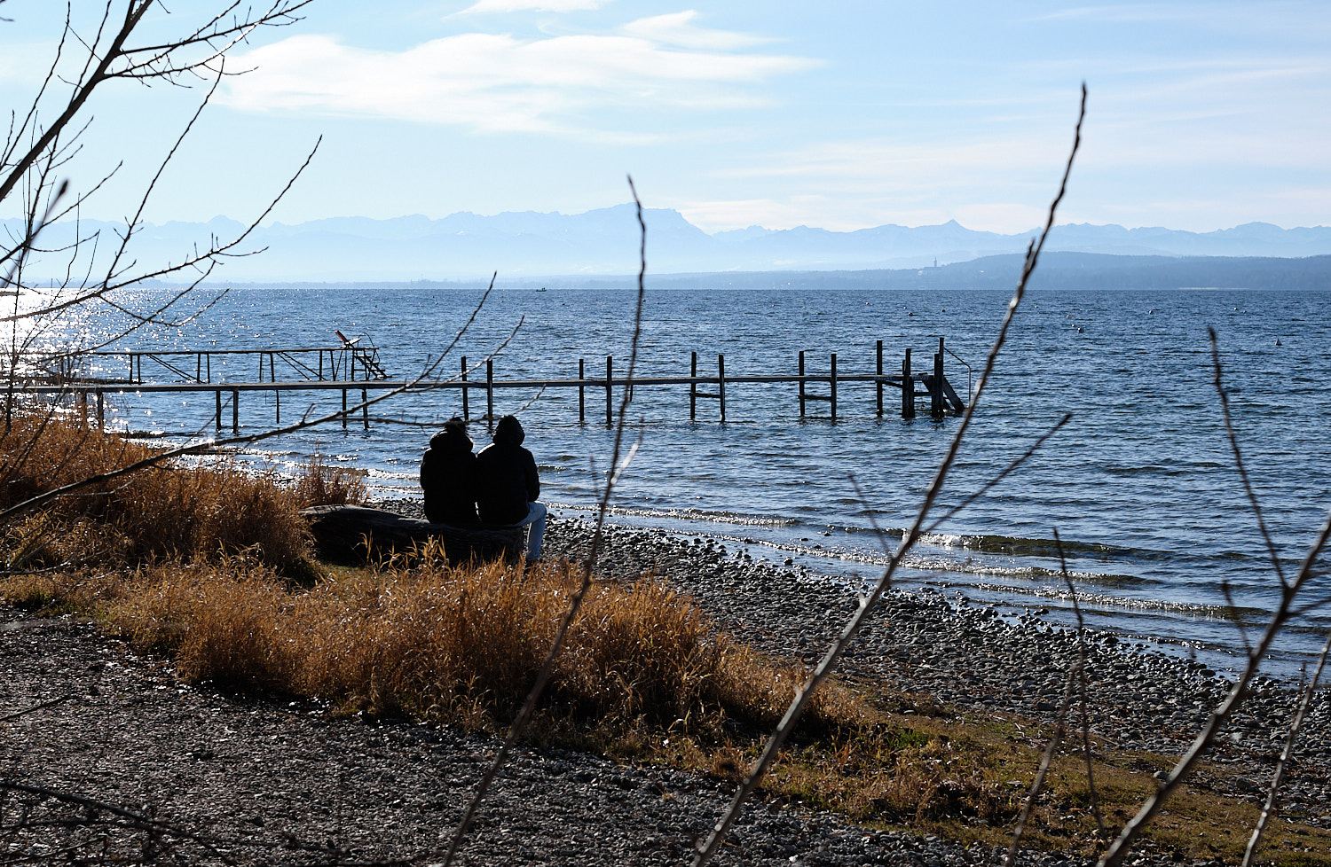 Ammersee, north of Herrsching