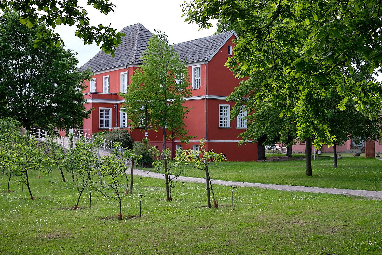 School building in Brandenburg