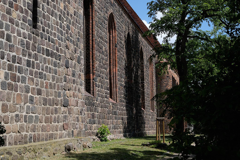 Church building in Brandenburg