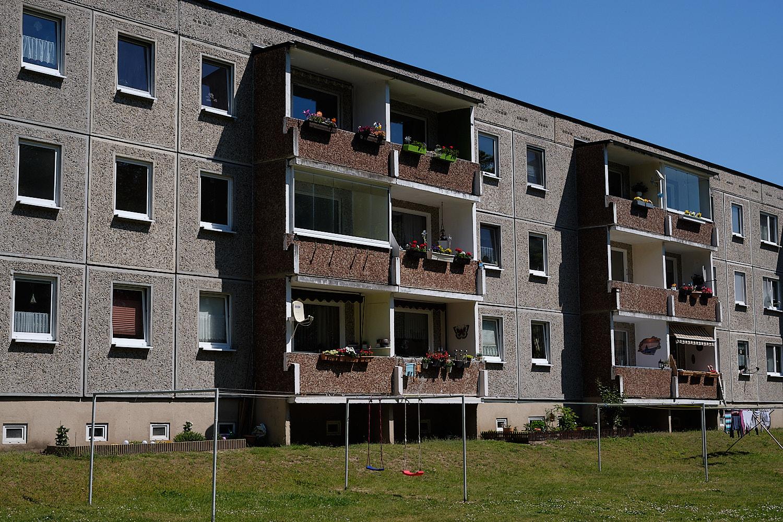 latest GDR building in Rügen